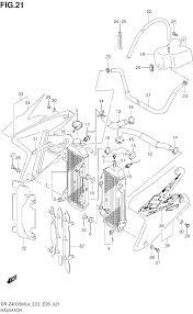 drz 400 parts diagram wiring diagram libraries 2014 suzuki dr z400sm radiator parts best oem radiatorschematic search results 0 parts in 0
