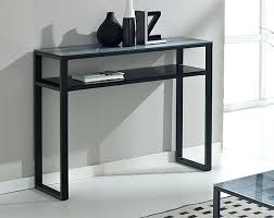 Storage Black Console Tables Contemporary Console Table For Decor Black Coffee Tables And Console Tables Contemporary Furniture Limelitecityinfo Black Console Tables Black Storage Console Table Black Console