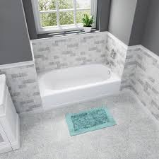charming durable americast tubs offer stansure finish forimproved bathroom safety durable americast tubs offer stansure enameled steel bathtub sizes