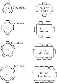 Measurement Table Chart Pdf Table Measurement 90degrees Co