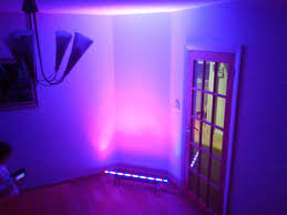 Colour Wash Lighting Chauvet 1meter Colour Programable Wall Wash Lights Wall