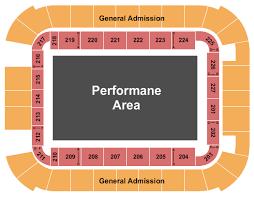 Lake Charles Civic Center Seating Chart Lake Charles Civic Center Arena Seating Chart Lake Charles