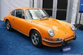Thanks to the fixed bar, the occupants were protected from injury in the event of the vehicle overturning. 1970 Porsche 911 S 2 2 Coupe Porsche Supercars Net