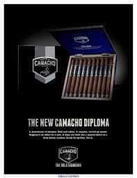 camacho diploma cigars habana box of  shop now camacho diploma 60 6 cigars habana box of 10 >