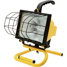 designer edge lighting. ironton halogen worklight u2014 500 watts 8000 lumens designer edge lighting