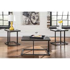 ashley airdan coffee table set