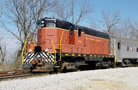 Diesel Powered Locomotives Roster | Tenn. Valley RR | Chattanooga
