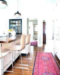 oriental rug in kitchen runner mat luxury vintage