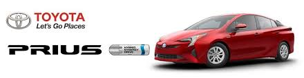 2013 Prius Bulb Chart Toyota Prius Recommended Maintenance Toyota Of Santa