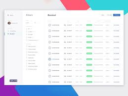 Shift Plan Shift Manager Desktop App Zenjob By Pedro Lalli For Zenjob