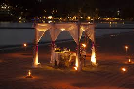 Candle Light Dinner Hd Images Candle Light Beach Dinner Myway Tourism
