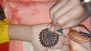 Mehndi Designs For Kids Fancy Mehndi Designs For Beautiful Kids Kids Mehndi Designs For Hands