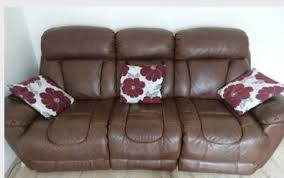 dfs supreme sofa and chair fully electric recliner