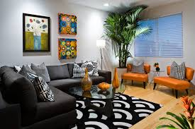 Modern White And Black Area Rug For Living Room All About Rugs