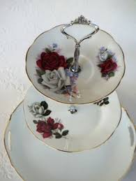 Decorating With Teacups And Saucers Repurposed teacup saucer and plate Teacups and saucers 85