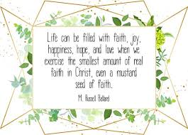 Lds Quotes On Faith Awesome Top 48 General Conference Quotes From April 48 Temple Square
