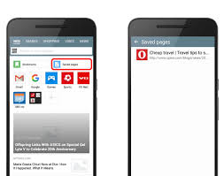 Save Bookmarks 4 Ways To Save Sites In Opera Mini