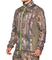 under armour infrared. under armour men\u0027s ua coldgear® infrared scent control jacket, realtree ap xtra o
