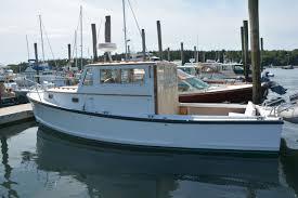 Ellis 28 Lobster Yacht For Sale