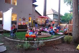 Backyard In Spanish Living Room Pretty Movie Science Language Mow Movie Backyard
