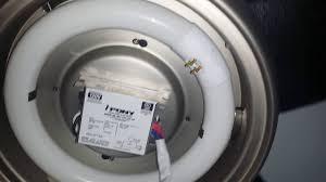 How To Replace Light Bulb In Hampton Bay Ceiling Fan Wind Ward Ii Bulb Change Youtube