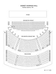 Weinberg Center Seating Chart The Shakespeare Theatre Seating Chart