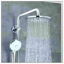 oil rubbed bronze rain shower head bronze handheld shower bronze shower head with handheld rain shower