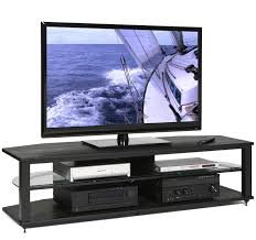 Tv Stand Black Tv Stands Flat Panel Tv Entertainment Centers Organize It