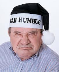 Bah Humbug Hat With Lights Adult Bah Humbug Grouch Hat