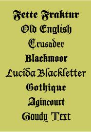 black letter font blackletter fonts com fonts com