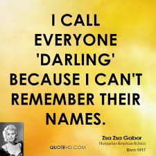 Zsa Zsa Gabor Quotes Classy Zsa Zsa Gabor Quotes QuoteHD