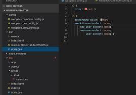 Let's Get Started with Webpack 4 – Hacker Noon