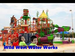 water works okc ella eldon wild west water works frontier city oklahoma gopro