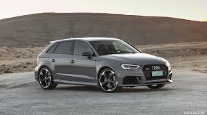 2018 audi grey. delighful audi 2018 audi rs 3 sportback color nardo grey  front threequarter wallpaper in audi grey h
