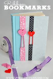 easy crafts to make and ribbon bookmarks cool homemade craft projects you can on at craft fairs and in s