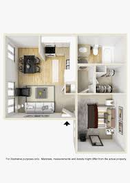 Cheyenne Crossing Apartments Offers 1 And 2 Bedrooms Apartments In Colorado  Springs CO View Floor Plans