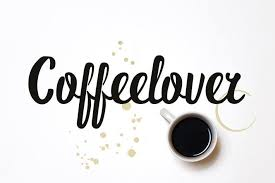 Now the font is available publicly. Coffeelover Font By Barcelonadesignshop On Envato Elements Coffee Fonts Shop Design Script Fonts