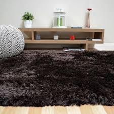 photo 6 of 7 plush gy rugs in dark chocolate brown beautiful chocolate brown rug 6