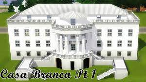 The Sims 3 | Speed Build- White House (A Casa Branca) Pt:01 - YouTube