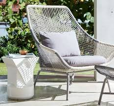 outdoor furniture west elm. Best Outdoor Chairs Huron Large Lounge Chair Cushion Grey Furniture West Elm