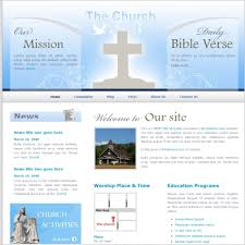 Free Website Template Best Church Free Website Templates In Css Js Format For Free