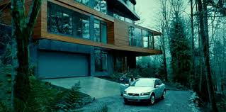 Edward Cullen's house in movie Twilight