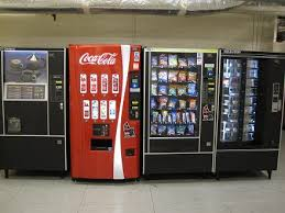 Credit Card Vending Machines New Have you tried the new vending machines University Libraries
