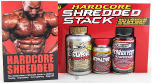 Muscletech hardcore shredded stack reviews