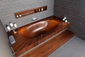 Elegant Bathtubs Made Entirely of Wood  TwistedSifter