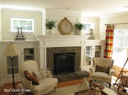 bookcases ceiling windows all built in around the fireplace fireplaceantles fireplaces ceilings and the fireplace