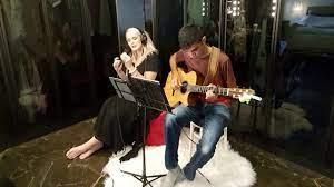Love of my Life - Queen - Rebecca Louise Burch & James Fernando Acoustic  Cover - YouTube