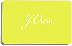 Gift Cards & Online eGift Cards   J.Crew