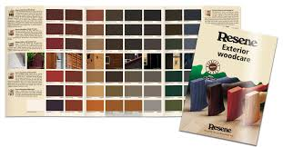 Resene Exterior Colour Chart Popular Resene Ranges Updated With Fresh New Colours Eboss