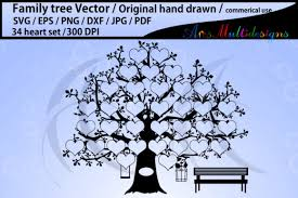 Every path element is drawn at the same time with a small delay at the to give more freedom, it's possible to override the animation of each path and/or the entire svg. 1 34 Names Family Tree Designs Graphics